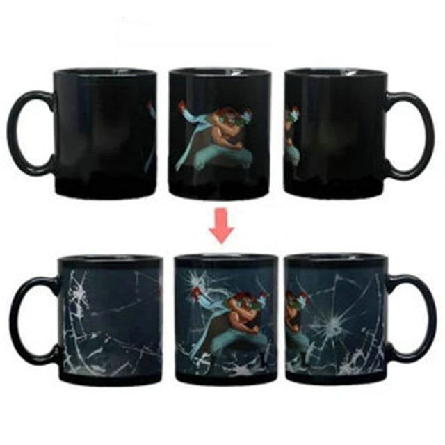 Mug One Piece Barbe Blanche