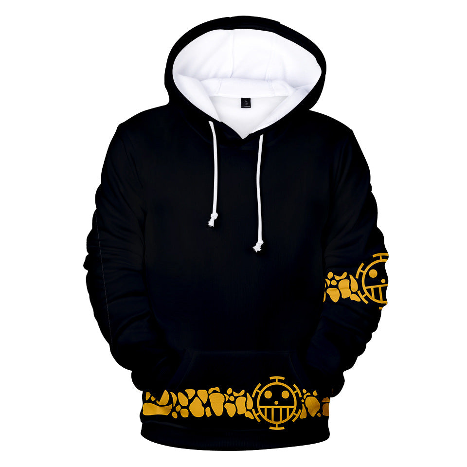 Sweat One Piece <br> Trafalgar Law Logo
