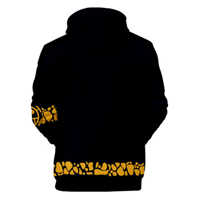 Sweat Trafalgar Law Logo