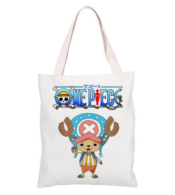 Sac Cabas One Piece <br> Tony Tony Chopper
