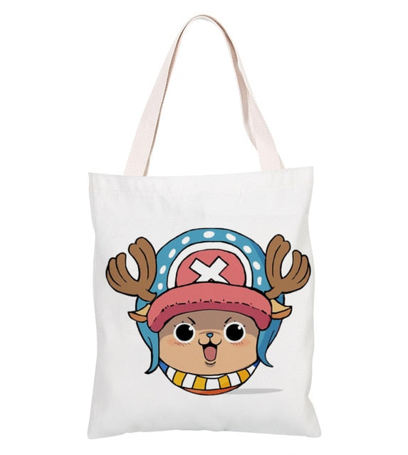 Sac Cabas One Piece Chibi Chopper
