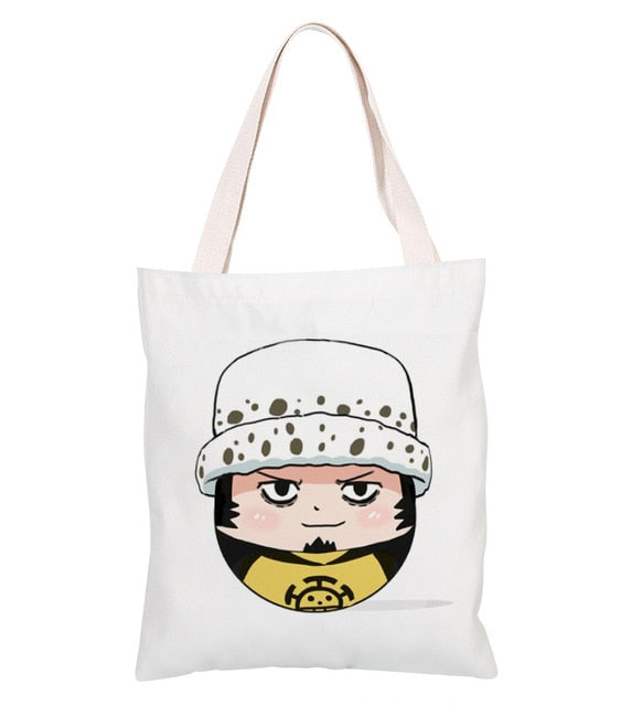 Sac Cabas One Piece <br> Trafalgar D. Water Law