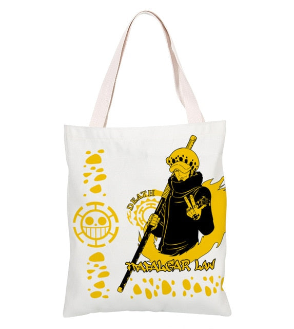 Sac Cabas One Piece <br> Trafalgar Law