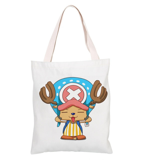 Sac Cabas One Piece <br> Chopper