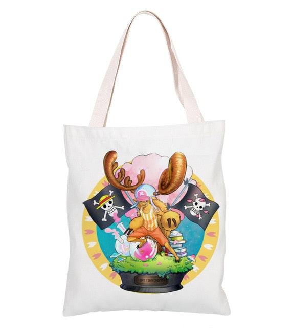 Sac Cabas One Piece <br> Chopper Médecin