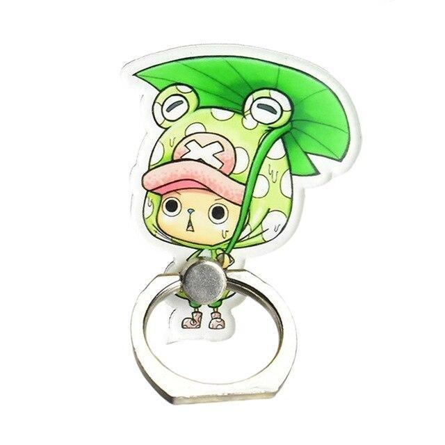 Anneau de Support One Piece Chopper Chapeau Grenouille