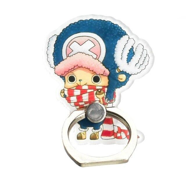 Anneau de Support One Piece <br> Chopper Chapeau Bleu