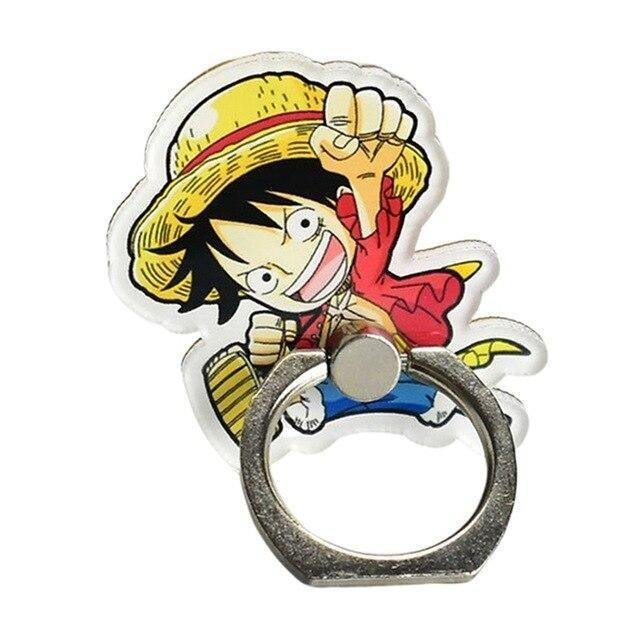 Anneau de Support One Piece <br> Luffy Shonen