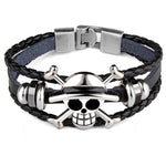 Bracelet One Piece Jolly Roger