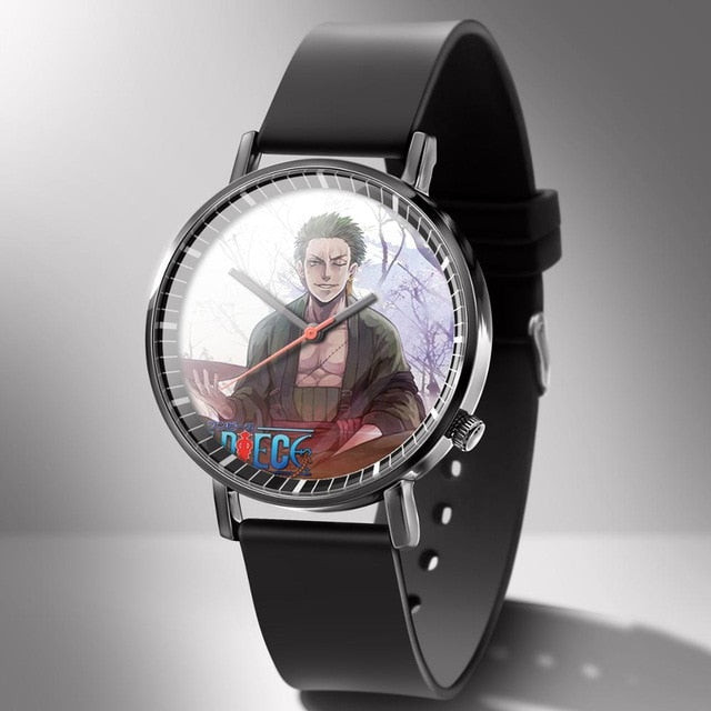 Montre One Piece <br> Chasseur de Pirates