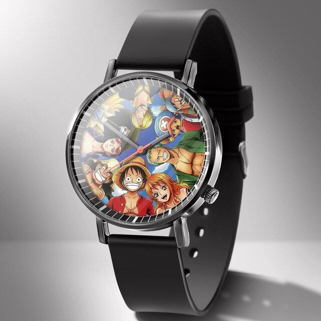 Montre One Piece <br> Mugiwara