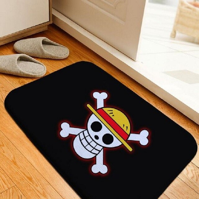 Tapis One Piece <br> Jolly Roger
