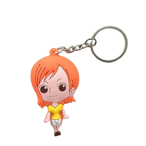 Porte-Clé One Piece <br> Nami