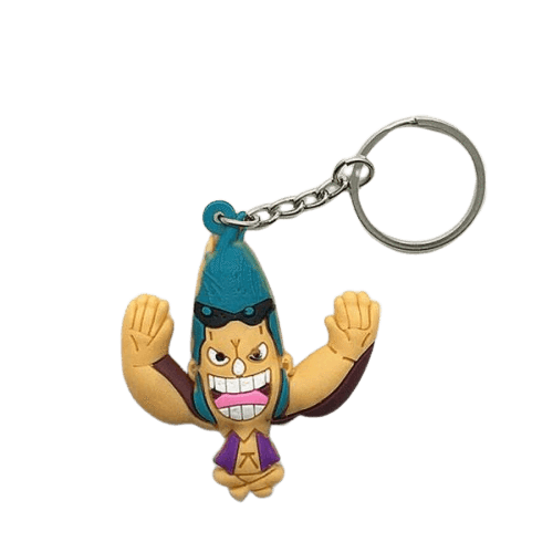 Porte-Clé One Piece <br> Franky
