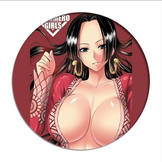 Pin's One Piece <br> Boa Hancock