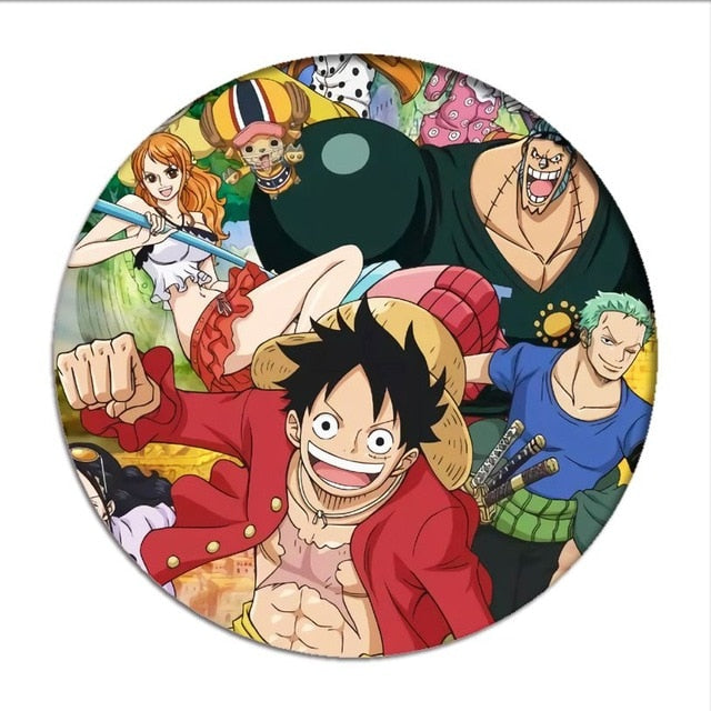 Pin's One Piece <br> Mugiwaras