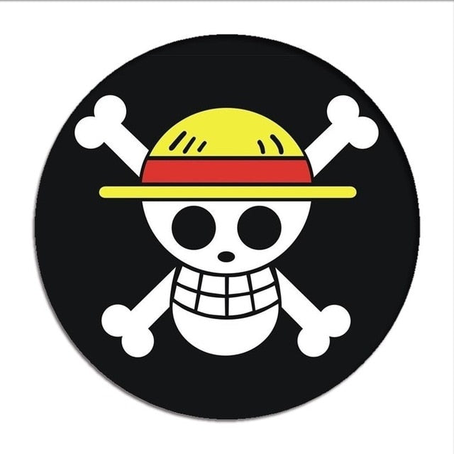 Pin's One Piece <br> Jolly Roger Mugiwara
