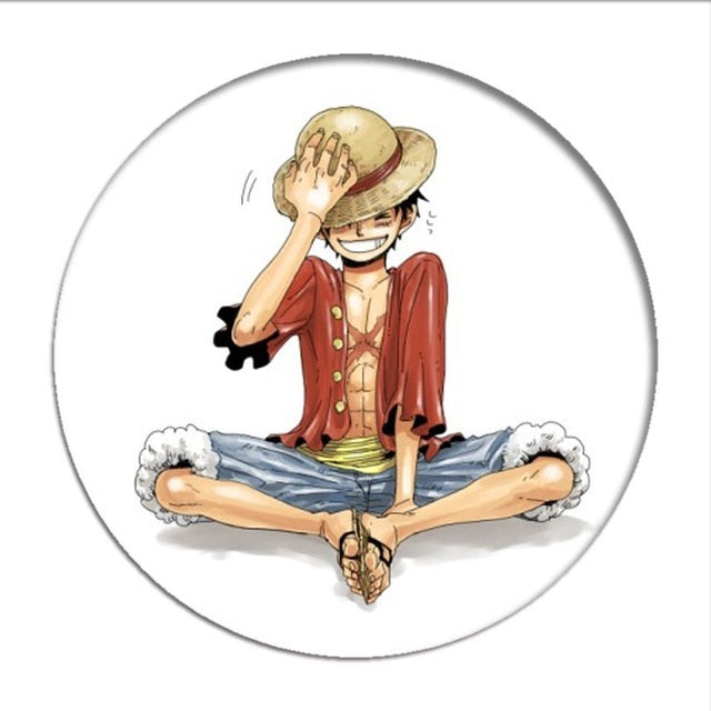 Pin's One Piece <br> Luffy