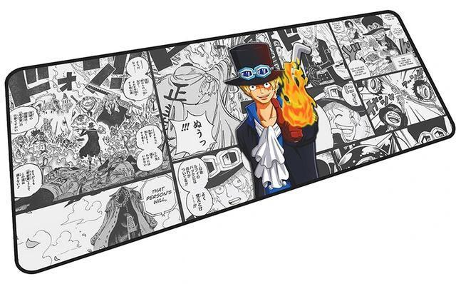 Tapis de Souris One Piece <br> Sabo