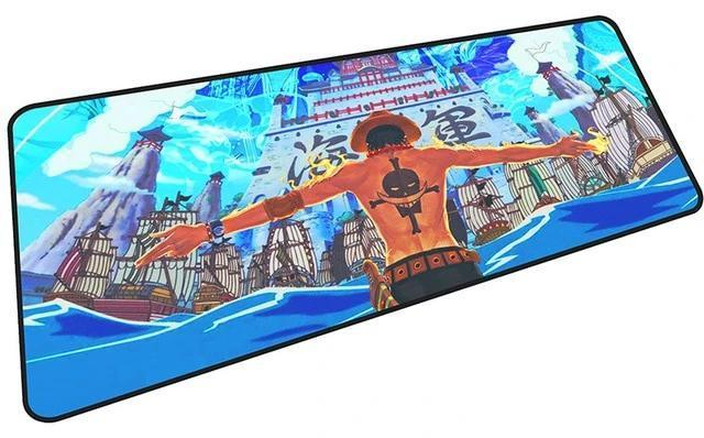 Tapis de Souris One Piece <br> Portgas D. Ace