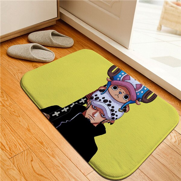 Tapis One Piece <br> Law et Chopper