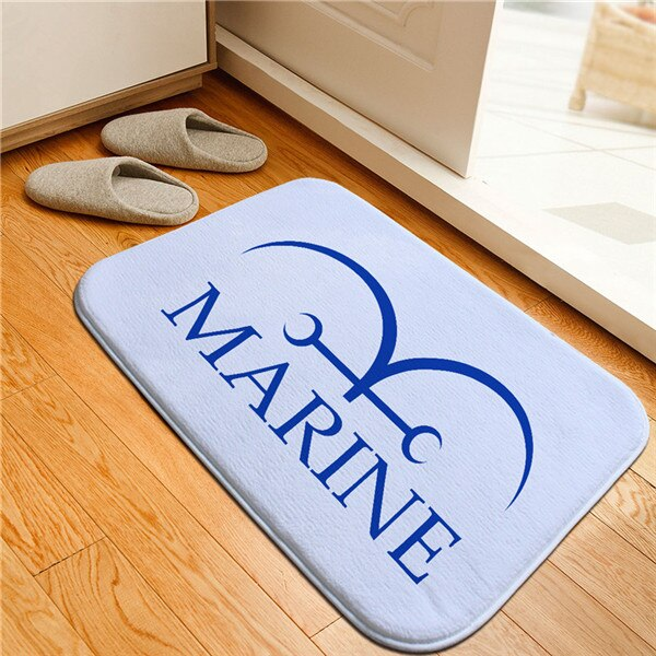 Tapis One Piece <br> Marine