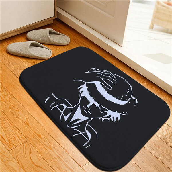 Tapis One Piece <br> Monkey D. Luffy