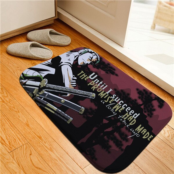 Tapis One Piece <br> Zoro