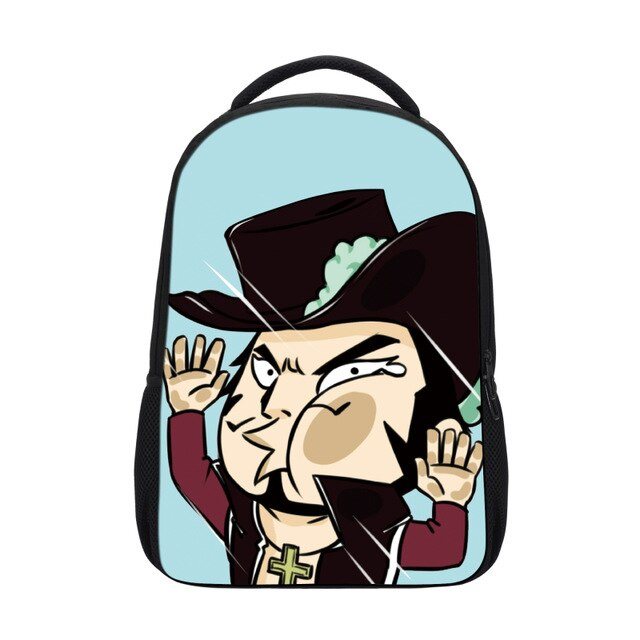 Sac One Piece Chibi Mihawk
