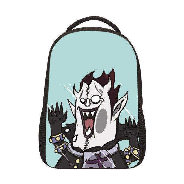 Sac One Piece Chibi Gecko Moria