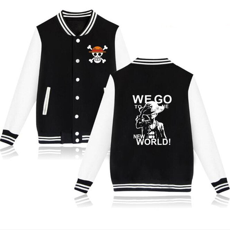 Veste Teddy One Piece