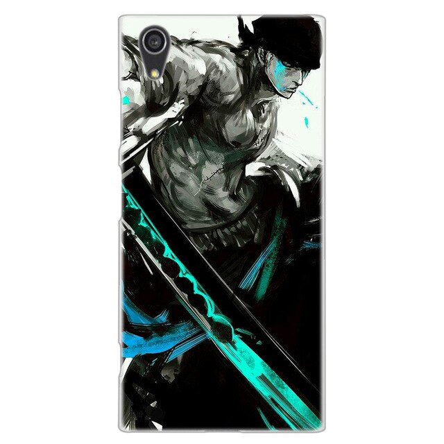 Coque One Piece Sony <br> Chasseur de Pirates