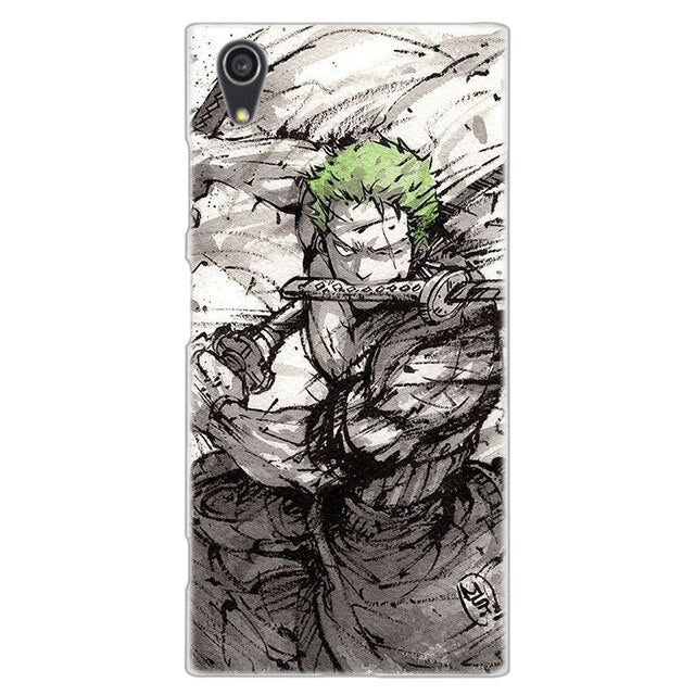 Coque One Piece Sony <br> Zoro