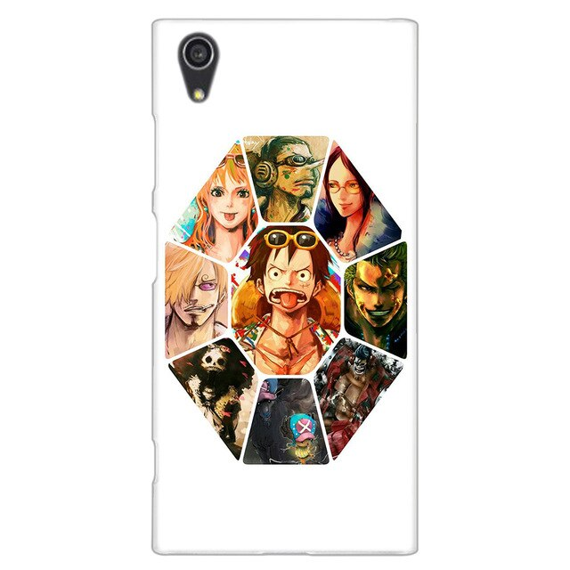 Coque One Piece Sony <br> Mugiwara
