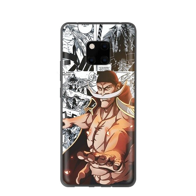 Coque One Piece Huawei <br> Barbe Blanche