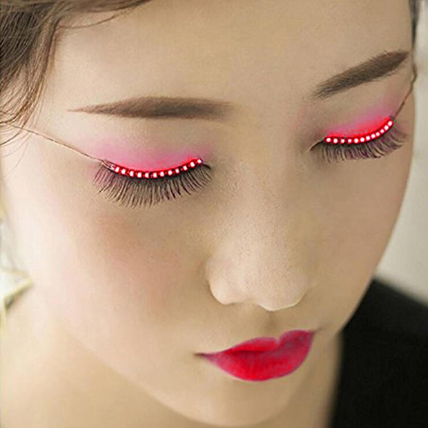 Unisex LED Eyelashes