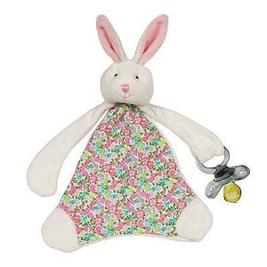 Beth The Bunny Pacifier Blankie