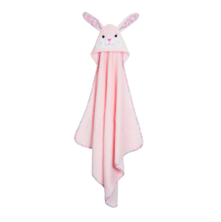 Beatrice the Bunny Baby Towel