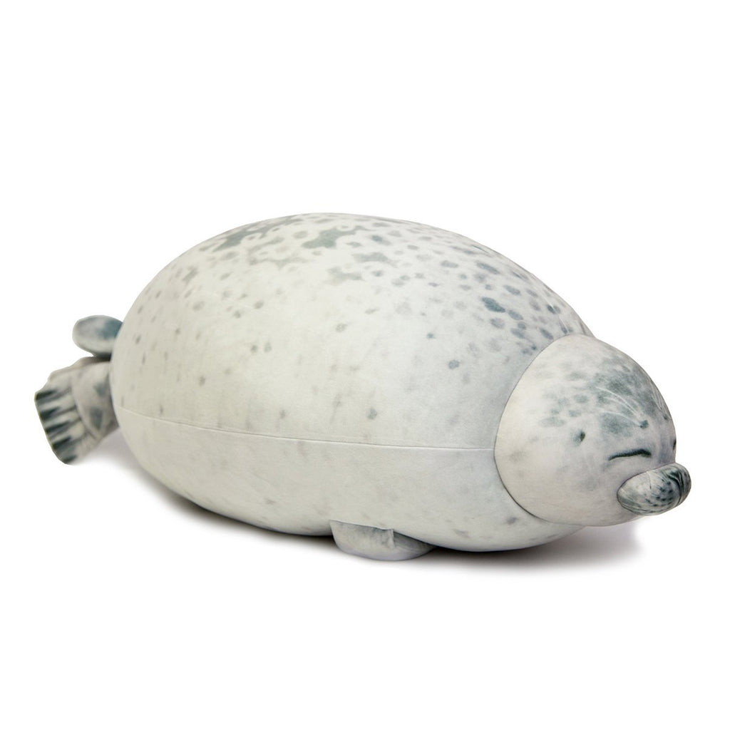 Sleepy Seal Plushie