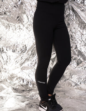 Rizanaa elevate high waisted legging / Noir