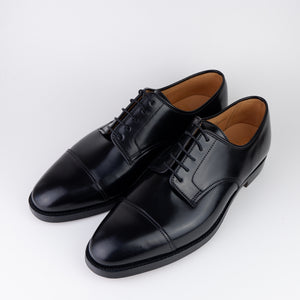 CROCKETT & JONES Bradford Black Shell