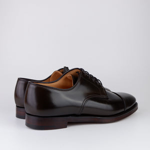 CROCKETT & JONES Bradford Dark Brown Shell