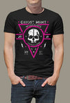 Thomas House Hotel GHW Skull 2018 Pink Official Event T-Shirt