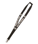 Ghost Hunt Weekends Blackout Lanyard