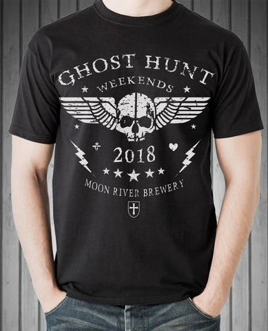 Moon River Brewery 2018 GHW Event Graphic Tee