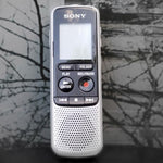 SONY Digital Voice Recorder with Real-Time Listening