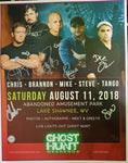 Lake Shawnee Autographed Event Poster