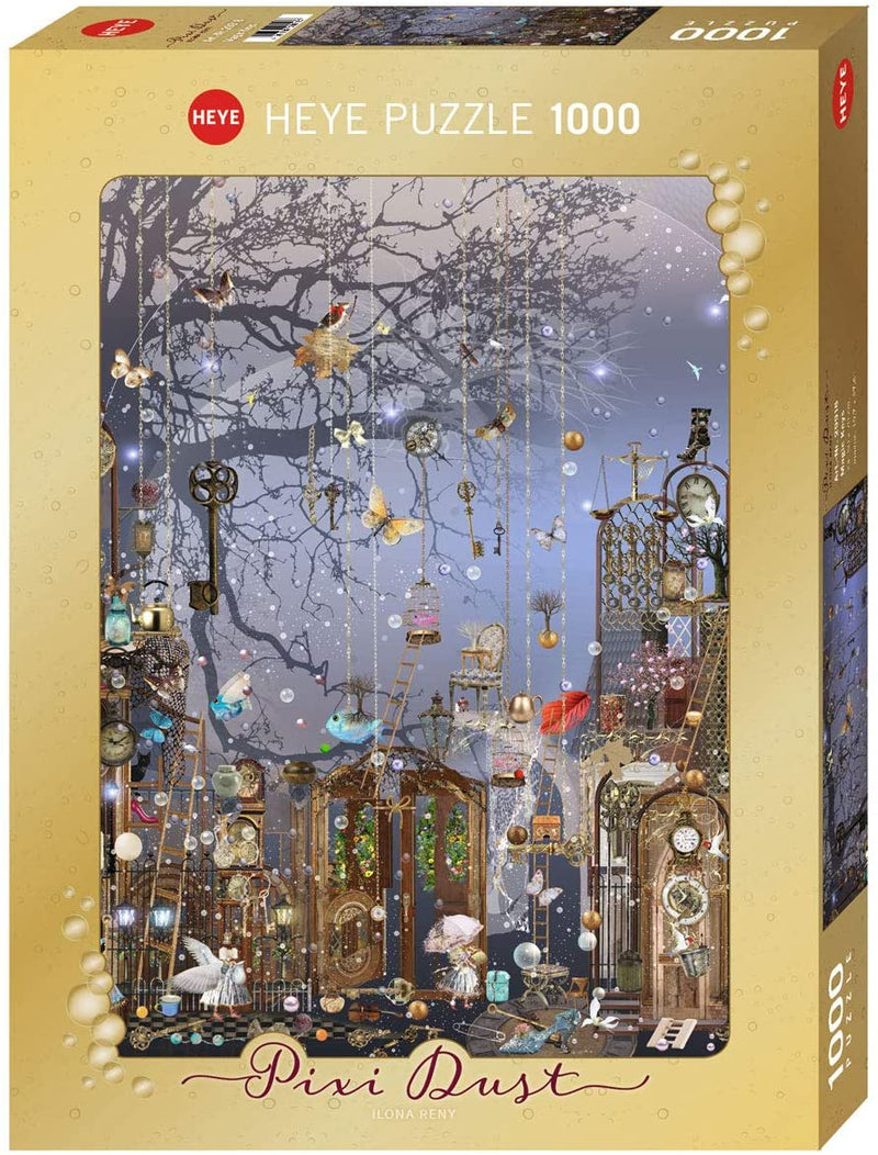 Pixie Dust - Magic Keys Puzzle (1000 Pieces)