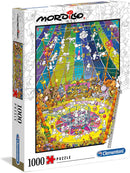 Crazy Circus Show Puzzle (1000 Pieces)