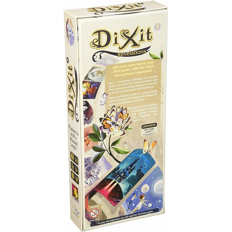 Dixit - Expansion 7: Revelations - Inside The Box